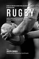 Barras de Proteina Caseras para Acelerar el Desarrollo de Musculo para Rugby...