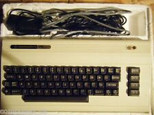Commodore Vic 20 Original Box -Vintage Computer Early Serial Number - Working!