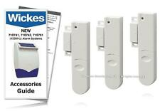 Wickes Alarms Door Window Contact Detector 710744 433mhz ( Guide Included )