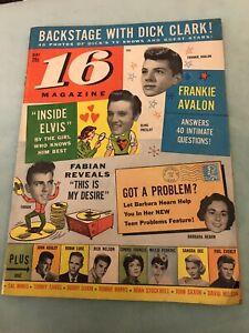 16 Magazine - May 1959