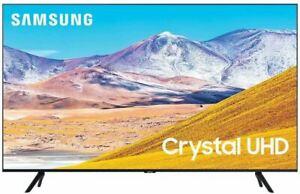 SAMSUNG 43-inch Class Crystal UHD TU-8000 Series - 4K UHD HDR Smart TV with Alex