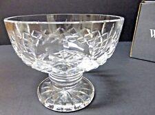 Waterford Cut Crystal Archive Pedestal Bowl - Ireland  - Original Box