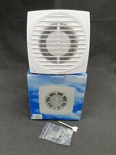 "Monsoon D-Series 100mm 4"" Timer & Humidistat Extractor Fan D100HT"