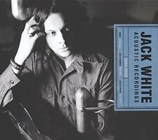 Acoustic Recordings 1998 - 2016 Jack White Audio CD