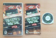 Twisted Metal Head-On - North American English language release - PSP