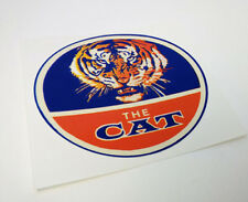 HPE CAT Mini Bike Clutch Cover DECAL | Vinyl Minibike STICKER