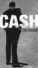 Legend [Box] by Johnny Cash (CD, Nov-2010, 4 Discs, Sony Music Entertainment)New