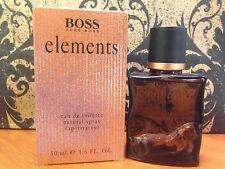 Boss Elements by Hugo Boss Men Cologne EDT Spray 1.7 1.6 oz 50ml NIB Rare