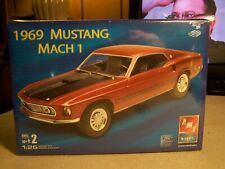 AMT 1969 FORD MUSTANG MACH 1 FACTORY SEALED