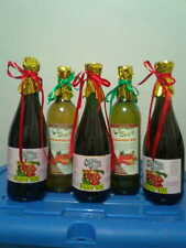 Fruit Wines - Bugnay and Strawberry