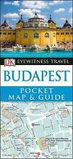 DK Eyewitness Pocket Map & Guide Budapest (DK Eyewitness Pocket Map and Guide),