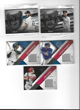 2018 Topps Series TWO BLACK JOEY VOTTO REDS GREY JERSEY  RELIC 59/99