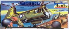 "HELICOPTERS FOR INDUSTRY H-25 ""HUP"" ~1/48 W BONUS ITEMS-INCL AURORA BOX !!!"