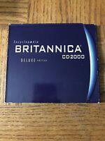 Britannica 2000 PC Cd