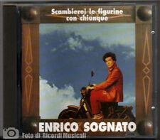 ENRICO SOGNATO - SCAMBIEREI LE FIGURINE CON CHIUNQUE Anno 1995 BMG ARIOLA