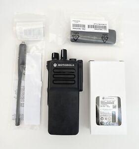 Motorola DP4400e UHF Radio NEW