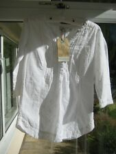 Fat Face Broderie Lace Blouse Shirt Size UK 6 BNWT
