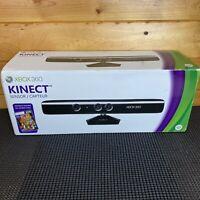 Microsoft 1414 Xbox 360 Kinect Sensor Bar  - Black - No Game