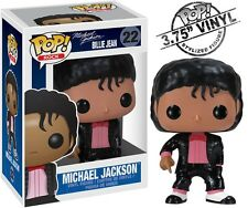 """Funko Scarce MICHAEL JACKSON Billie Jean  3.75"""" POP Vinyl Figure MINT IN BOX"""