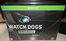 Watch Dogs Dedsec Edition Collector Limitée 100% Français - XBOX ONE - NEUF