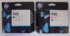 HP 940 Druckkopf Printhead C4900A C4901A CMYK Officejet PRO 8000 8500 MHD 2019
