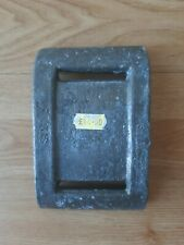 2.7kg Lead diving weight, used, unbranded