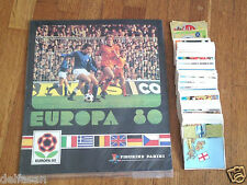 EUROPA 80 Figurina PANINI - choose 1 from Complete set x album stickers cromo em