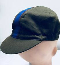 Paul Smith Men Hat Tape Cycle Khaki One Size RRP£35 100% Genuine