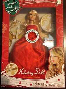 Taylor Swift Doll For Sale In Stock Ebay