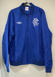 Glasgow Rangers Umbro Jacket - Brand New - Size Large - official product