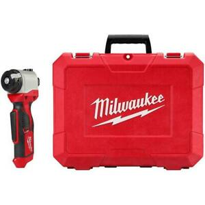 Milwaukee 2435-20 M12 12V Cable Stripper - Bare Tool