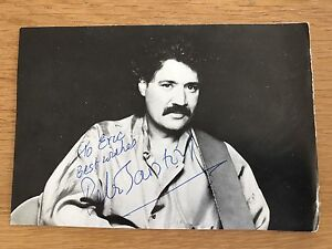 Peter Sarstedt Signed Photo Autograph M10015