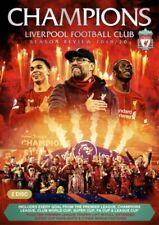 Champions Liverpool Football Club Season Review 2019-2020 DVD R4