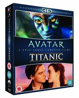 Avatar / Titanic 3D [Blu-ray] [Region-Free] [2013] - NEW