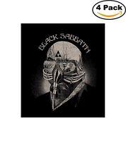Black Sabbath Rock Band Music Decal Diecut Sticker 4 Stickers