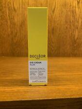 Decleor Eye Cream Plum Soothing Anti-Ageing Essential Oils 15ml Hyaluronic Acid