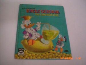 Uncle Scrooge The Lemonade King Authorized Edition Walt Disney's Vintage HB