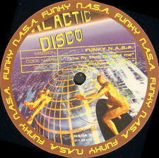 FUNKY N.A.S.A.  - The Fly That Bugged Me - Galactic Disco