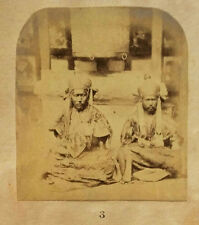 1865 Godwin-Austen - MYSTIC PLAY - Ladakh Himalayas - RARE EARLIEST PHOTOGRAPHS