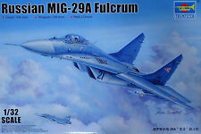 TRUMPETER® 03223 Russian MIG-29A Fulcrum in 1:32
