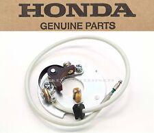 New Genuine Honda Points Plate Assembly ATC90 CT90 S90 CB100 CB125 CM91 OEM #E17