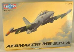 FREMS 0199/FC Aereo modello militare AERMACCHI MB 339A kit montaggio 1:48