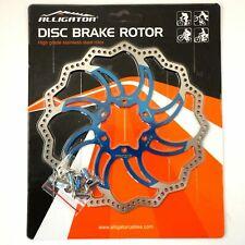 ALLIGATOR Starlite MTB Road Bike Disc Brake Rotor 160/180/203mm - Blue