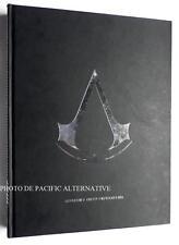 Guide ASSASSIN'S CREED ENCYCLOPEDIA 1 - RevelationS - livre complet en Francais
