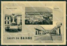 Avellino Baiano Saluti da FG cartolina ZK6037