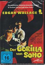 DVD: Der Gorilla von Soho (Edgar Wallace) - NEU & OVP (Horst Tappert, Uschi Glas