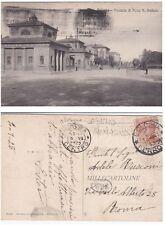 BOLOGNA: Piazzale di Porta S. Stefano    1925