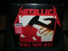 METALLICA **KILL EM ALL **BRAND NEW RECORD LP VINYL