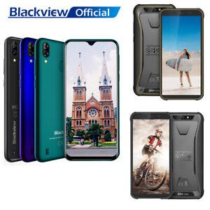 Blackview A60 BV5500 Plus Smartphone 32Go ROM téléphone mobile Dual SIM 4080mAh