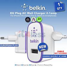 Belkin Mixit Gama De Colores 2.1 Amp Usb Ac Cargador de pared de la UE enchufe para smartphones